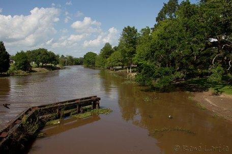 St-Martinville, Bayou Teche