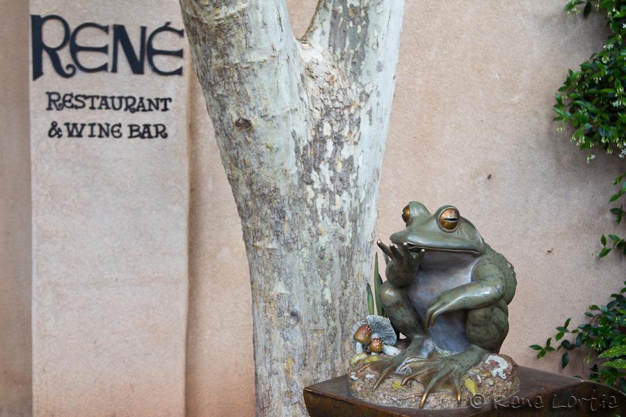 Clin d'oeil d'un frog (aussi ;-) à Diane)