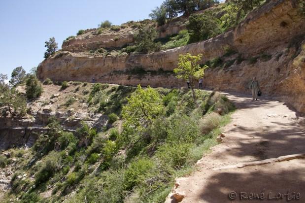 Grand Canyon, Arizona - Rim trail