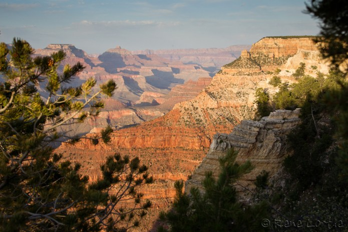 Grand Canyon, Arizona - au coucher de soleil