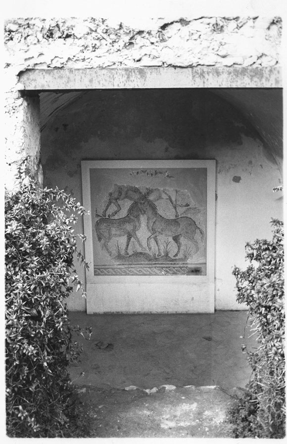 Fresque à Carthage