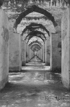 Écuries royales à Meknès