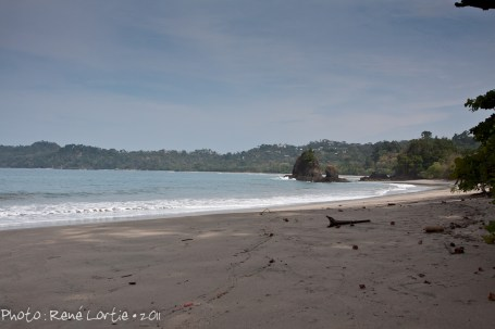 Plage du parc national Manuel Antonio