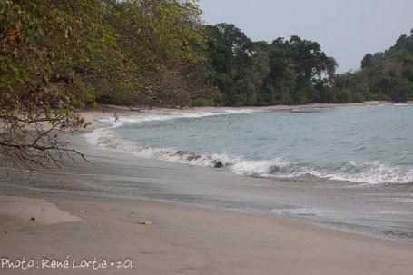 Plage du parc national Manuel Antonio
