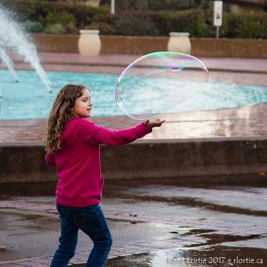 Plaisir éphémère, Balboa Park