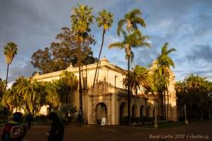 El Prado, Balboa Park