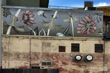 Murale à Baton Rouge