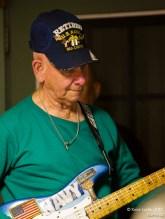Dave Beaudoin, guitariste à Abbeville