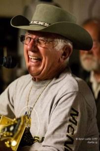 Jo le chanteur et musicien d'Abbeville et ex-sheriff