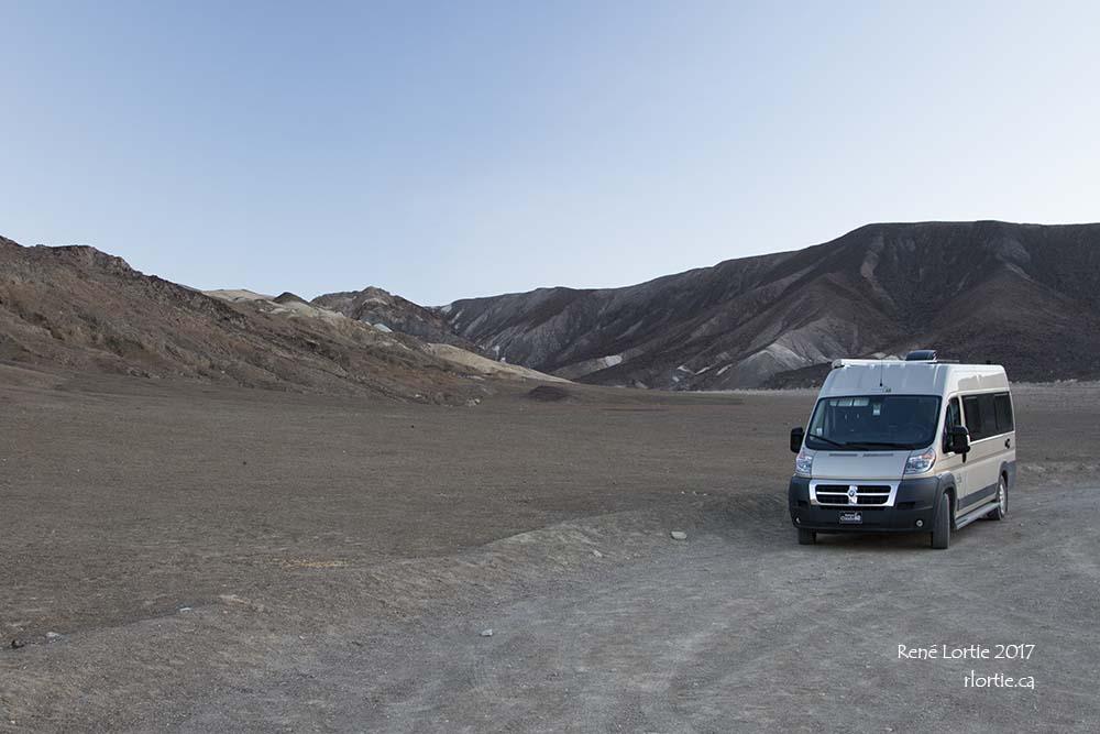 Death Valley NP-DesolationCanyon, CA