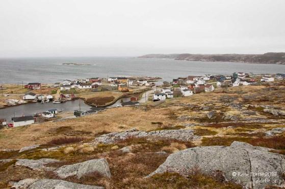 Le village de Greenspond