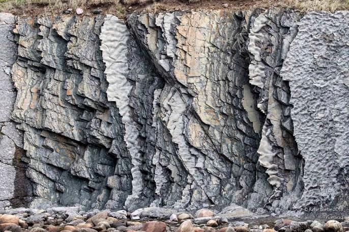 Formation géologique de Green Point