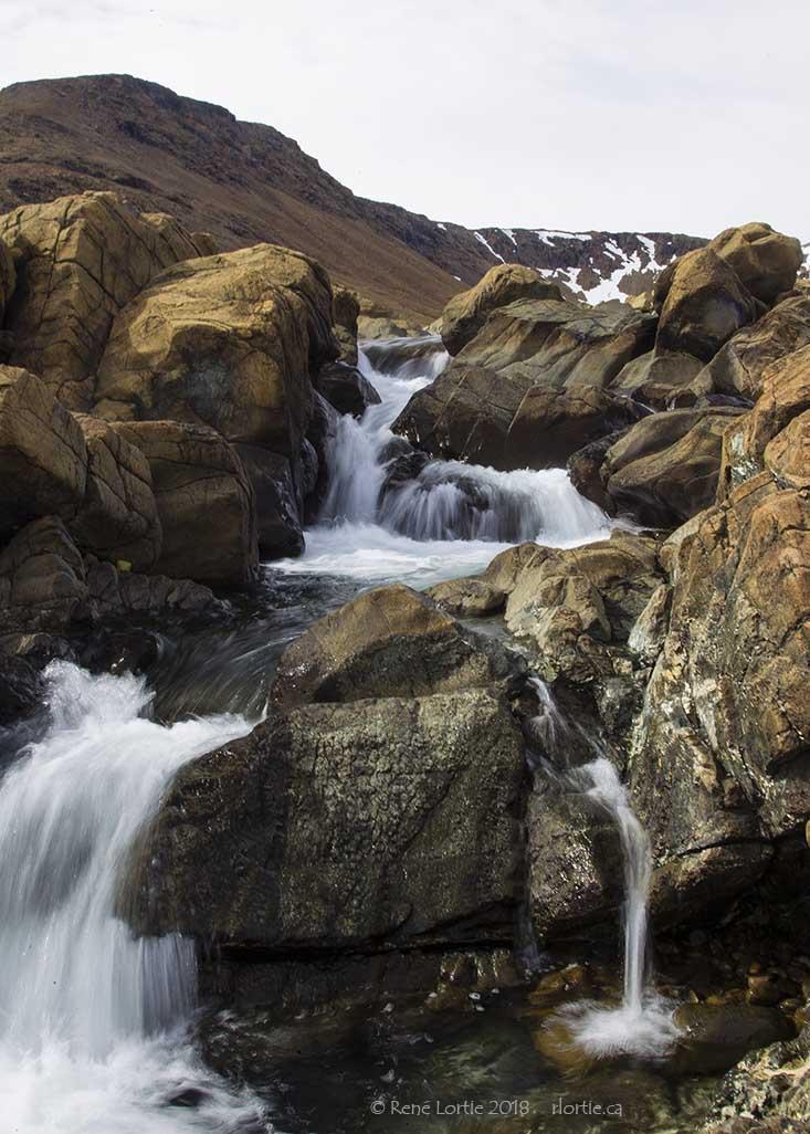Cascade au Tablelands