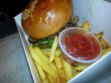 Wagyu Burger, Jones The Grocer, Al Muneera