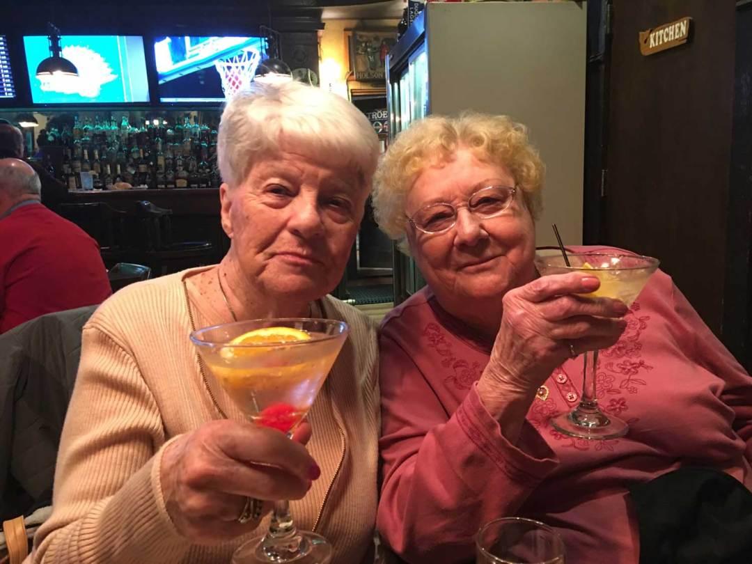 Ladies Relaxing Real Life Solutions - Seniors