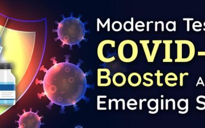 Moderna Testing COVID-19 Booster Against Emerging Strain