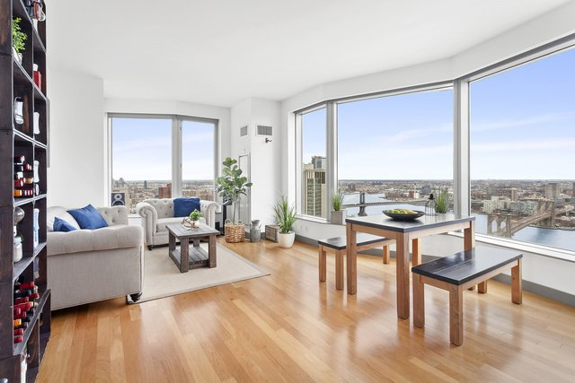 Nyc Apartments Financial District 1 Bedroom Apartment For 8 Spruce Street 44h