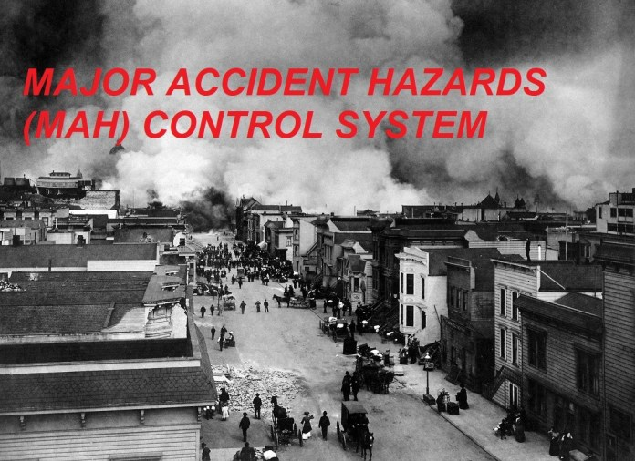 Major accident hazard control