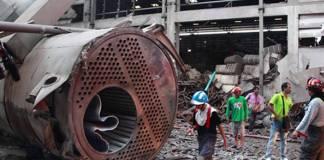 NTPC boiler blast