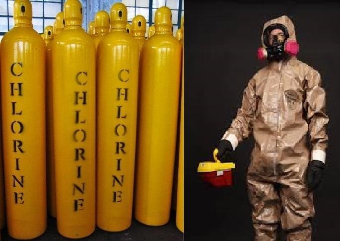Chlorine safety