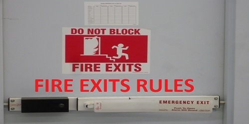 Fire rule