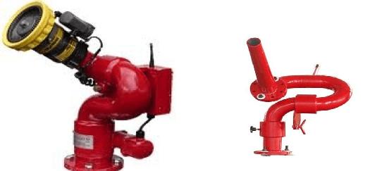 monitor nozzles