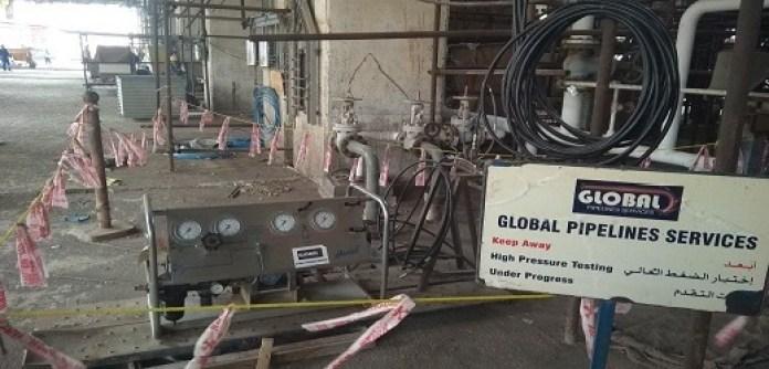 pressure vessel testing