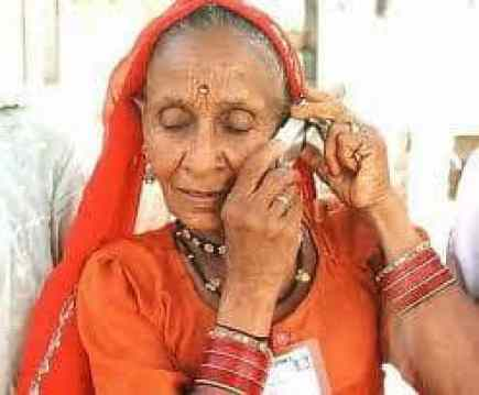 There are many hazards and risks while using the mobile phones