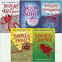Ben Aaronovitch Peter Grant Series