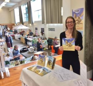 Chrissy Metge and her picture books