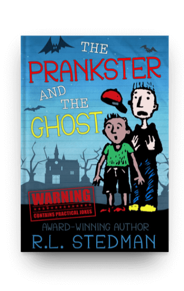The Prankster and The Ghost
