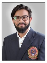 2. Mr. Anuj Kela B.Sc.III Colour Coat in Weight Lifting