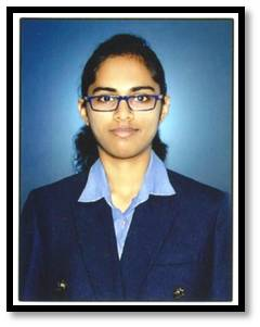 4. Ms. Tejal Nerkar B.Sc. II, Colour Coat in Badminton