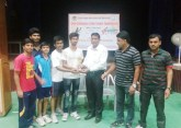 Inter Collegiate University Level Table Tennis Tournament