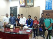Takewondo Men & Women Team