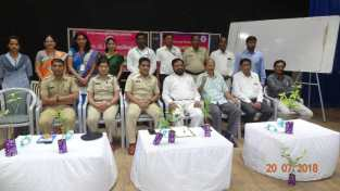 Damini Pathak and Women Cell Activity