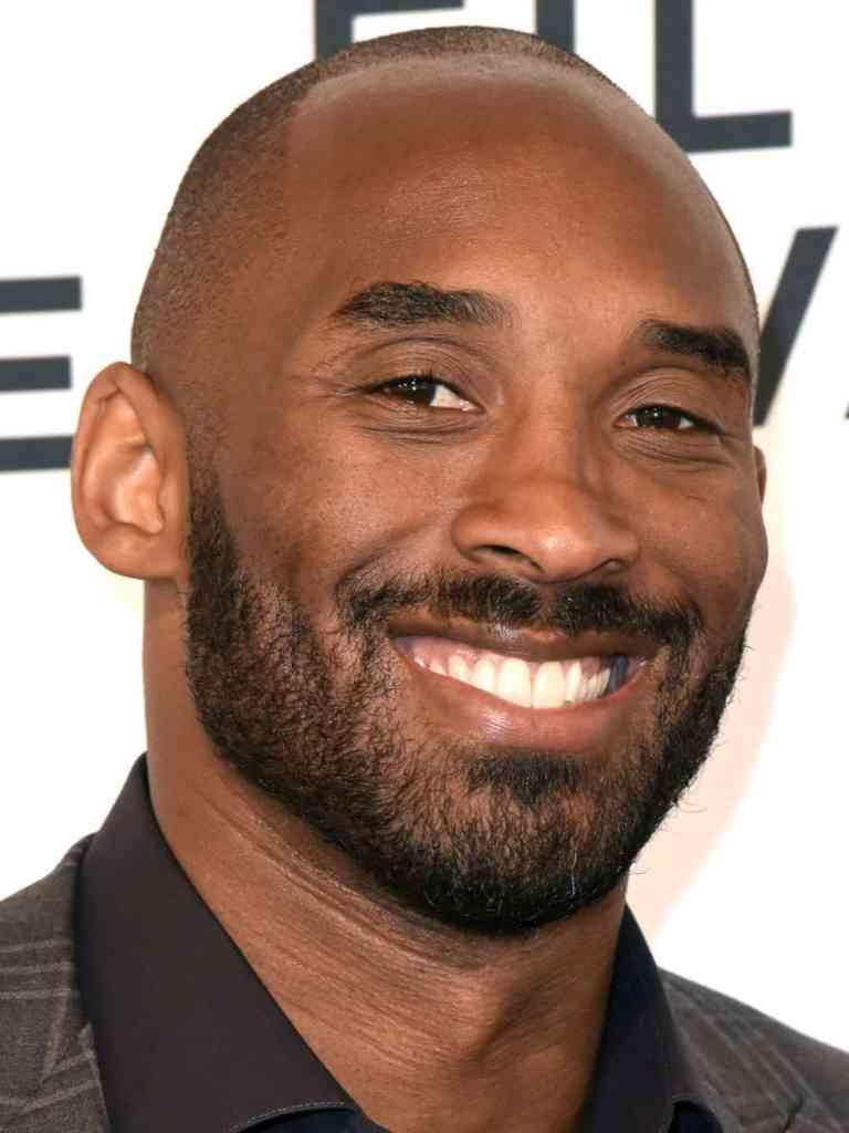 The late Kobe Byrant, former American Basketball player of Los Angeles Lakers.