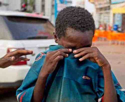 Luo Feature Story  On street Children aired By Nellie Achieng on 6th March 2020