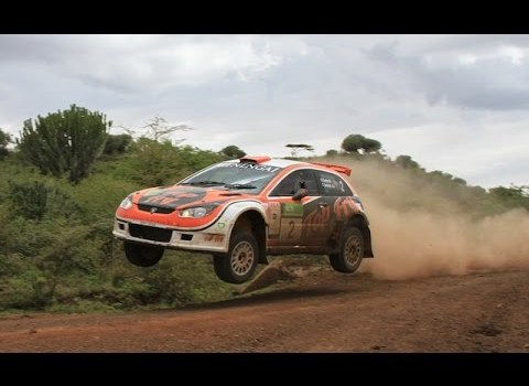 Safari Rally Postponed to 2021