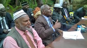 Stop demeaning Uhuru, Ruto: National Council of Elders tell politicians 28/5/020