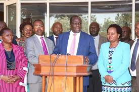 List of top performing Governors in Kenya by 2020