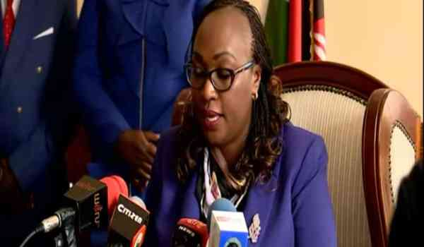 Court stops swearing in of Ann Kananu as Nairobi Governor