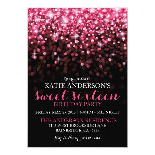 Xl 36 Teile 16 Geburtstag Pink Dots Party Set 8 Personen Sweet