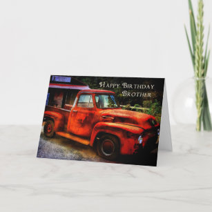 Pickup Truck Cards Greeting Cards More Zazzle Ca