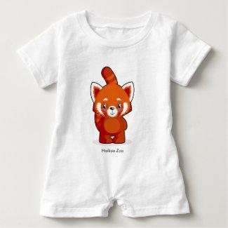 Firefox Ladies Ringer T-Shirt