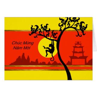 Chuc mung nam moi greeting cards rezzasite tet vietnamese lunar new year of the monkey greeting card chuc mung nam moi cards photocards invitations more m4hsunfo