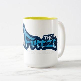 The Freeze Two-Tone Mug