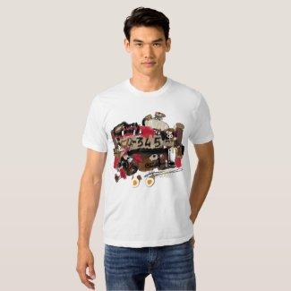 Abstract- 02 tshirt