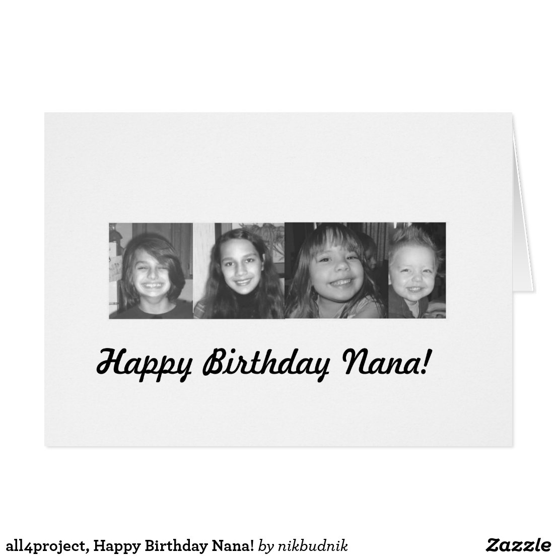 Happy Birthday Nana!