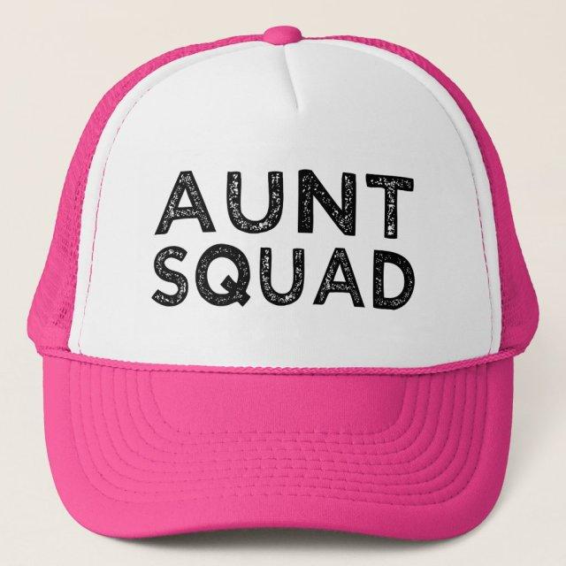 Aunt Squad Hat
